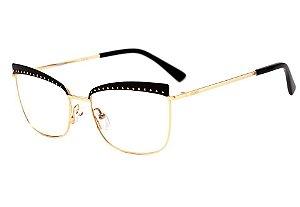 Óculos de Grau Moschino MOS531 000 55-18