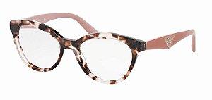Óculos de Grau Prada PR11RV ROJ1O1 52
