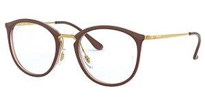 Óculos de Grau Ray Ban RX7140 5971 51