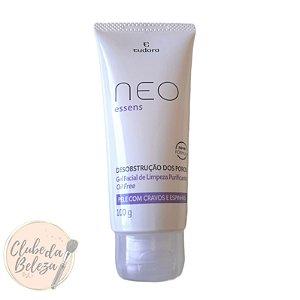 Gel Facial de Limpeza Purificante Pele com Cravos e Espinhas - Neo Essens