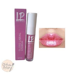 Gloss Cor: Pink Shine - LP Collection