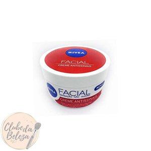Creme Hidratante Facial Antissinais - Nivea
