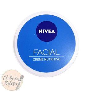 Creme Hidratante Facial Nutritivo  - Nivea