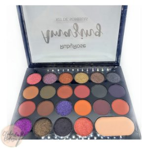 Paleta de Sombras Amazing - Ruby Rose