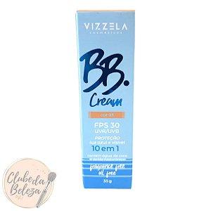 BB Cream FPS 30 Cor 03 - Vizzela
