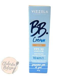 BB Cream FPS 30 Cor 04 - Vizzela