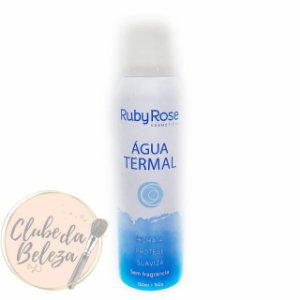 Água Termal Sem Fragrância 150ml - Ruby Rose