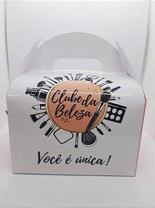 Embalagem para Presente - Maletinha (PEDIDO A PARTIR DE R$ 89,90 JÁ ACOMPANHA)
