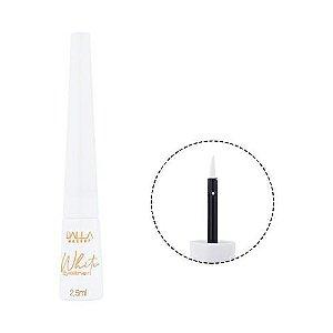 Delineador Branco -  Dalla Makeup