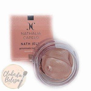 Iluminador em gel - Nath Jelly Cor: Rose - Nathalia Capelo