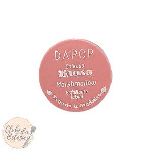 Esfoliante Labial Vegano - Marshmallow - DAPOP
