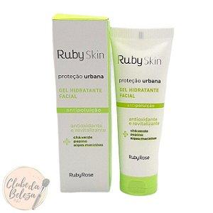 Gel Hidratante Facial Proteção Urbana - Ruby Rose