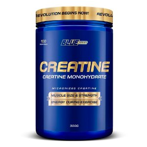 Creatina Aminoácido Blue Series 300 g True Source