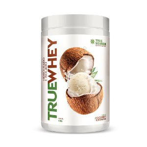 Whey Protein Hidrolisado e Isolado Sabor Coco 418 g True Source