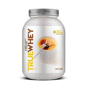 Whey Protein Hidrolisado e isolado Vanilla Creme Brulle 837 g True Source