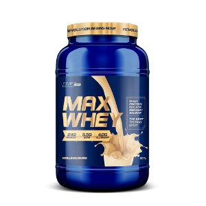 Proteína Max Whey  Isolado Vanila Milkshake 907 g  True Source