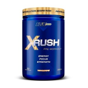 X Rush Pré- Workout Tangerina 300 g True Source