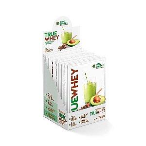 Whey Protein Hidrolisado e Isolado Creme de Abacate com Nibs de Cacau  320 g True Source