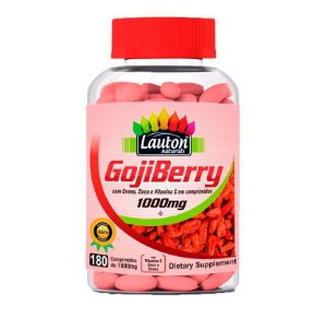 Gojiberry 1000mg 60 Comprimidos Lauton Nutrition
