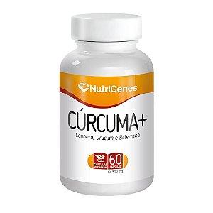 Cúrcuma 60 cápsulas Nutrigenes