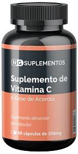 Vitamina C 250mg 60 caps NG Suplementos