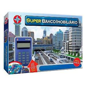 Jogo de Tabuleiro Super Banco Imobiliário – Estrela