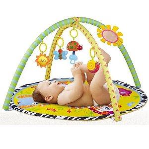 Tapete Infantil de Atividade Musicais Floresta - Baby Style