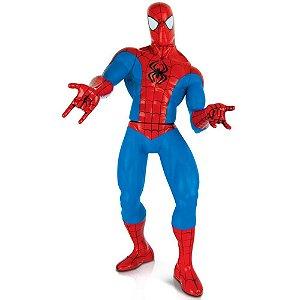 Boneco Homem Aranha Gigante Articulado 55cm