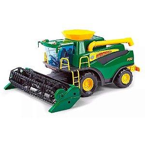 Colheitadeira de Fazenda Agromax Verde - Poliplac