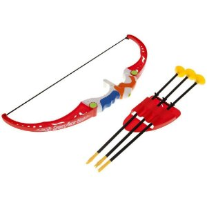 Arco com 3 Flechas Infantil Sport