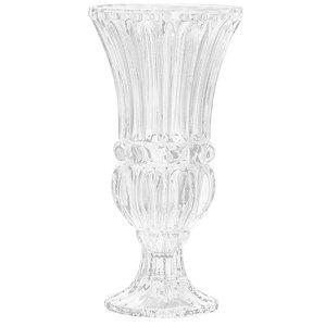 Vaso de Cristal com Pé 30cm Wolff Athena - Rojemac