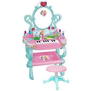 Penteadeira com Piano Sonho de Princesa
