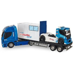 Caminhão de Equipe Iveco Racing Copa Truck