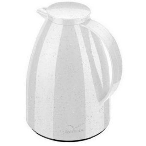 Bule Térmico Viena Branco Ceramic 750 ml - Invicta