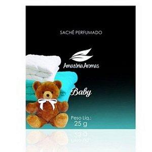 Sachê Perfumado Lavanda Inglesa 25g - Amazônia Aromas
