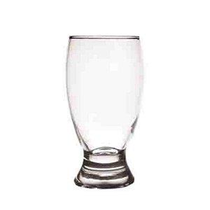 Conjunto De Copos/Taças França De Vidro Para Chopp 360ml 04 Peças Wincy