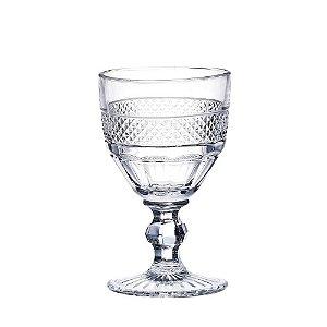 Conjunto Com 6 Taças De Vidro Para Vinho Mirano 210ml