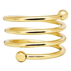 Anel de Guardanapo - França Dourado – MIMO STYLE