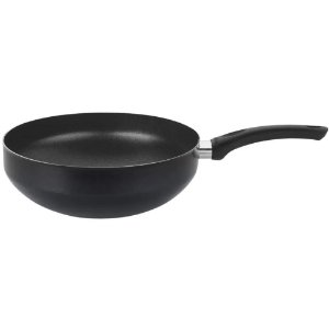 Frigideira Wok Gourmet Antiaderente 28cm Preto – Multiflon