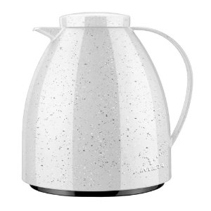 Bule Térmico Viena Baby Ceramic Branco 400ml - Invicta