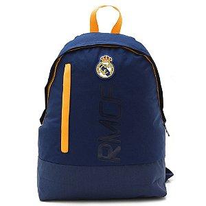 Mochila de Costa Real Madrid FC em Poliéster 55cm Azul - DMW