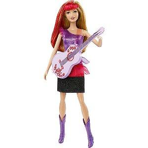 Boneca Barbie Rock'n Royals Amigas Erika - Mattel
