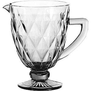 Jarra Diamond para Água em Vidro 1L Transparente - Gira