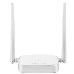 Roteador Wireless 300 Mbps Duas Antenas RE160V – Multilaser