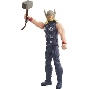 Boneco Thor Vikings Vingadores Marvel 30cm - Hasbro