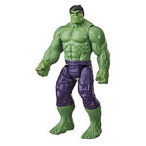 Boneco Hulk Vingadores Marvel 30cm - Hasbro