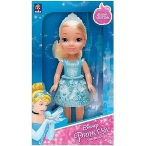 Boneca Princesa da Disney Cinderela – Mimo Toys