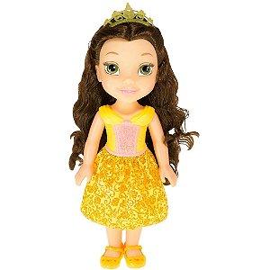 Boneca Princesa Bella Disney Amarelo – Mimo Toys