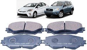 Pastilha De Freio Dianteiro Toyota Prius V 2012-2013