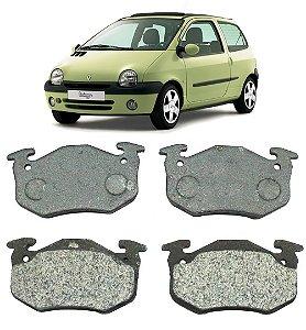 Pastilha Freio Dianteira Renault Twingo 1993 a 2006